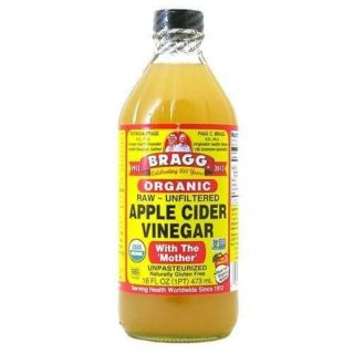 Bragg Organic Apple Cider Vinegar- 473ml