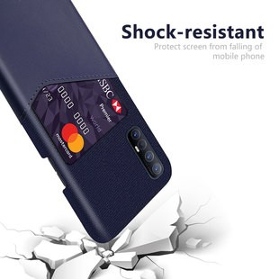 OPPO Reno3 Pro Protective Cover Navy Blue 2